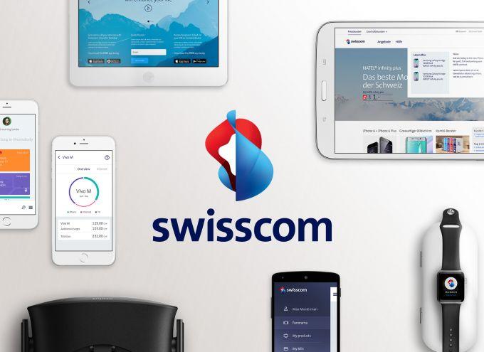 Swisscom Digital Experience