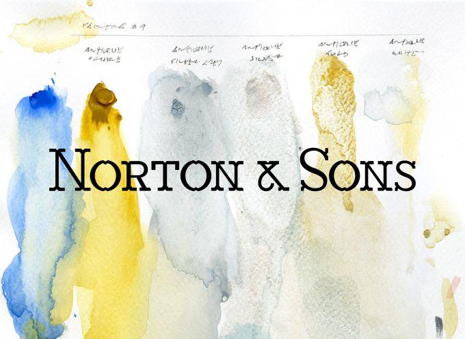 Norton & Sons Postcards